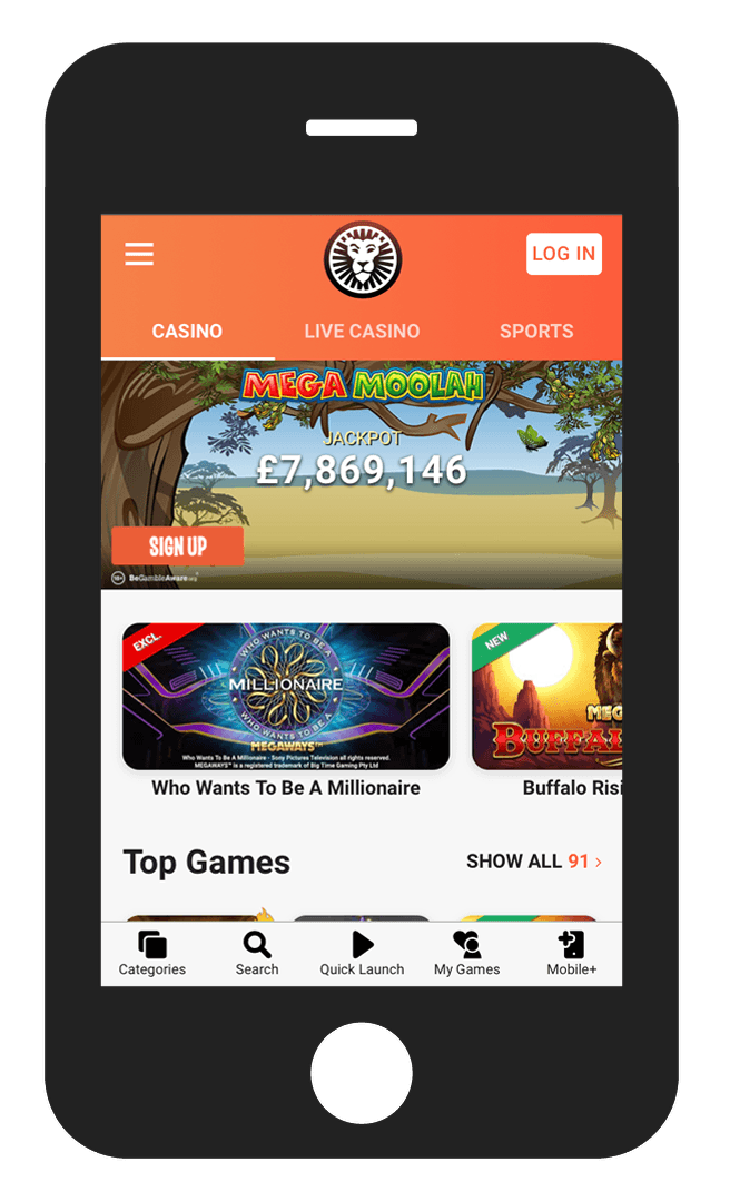 Mobil Casinon 2019